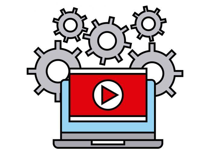 Youtube estudiar en casa.