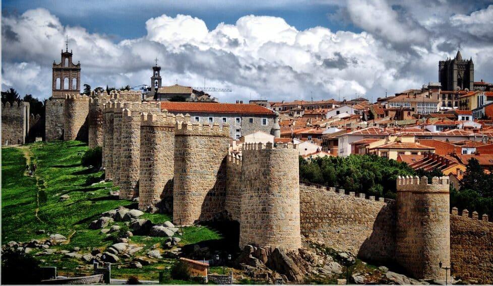 Ciudad vieja de Ávila