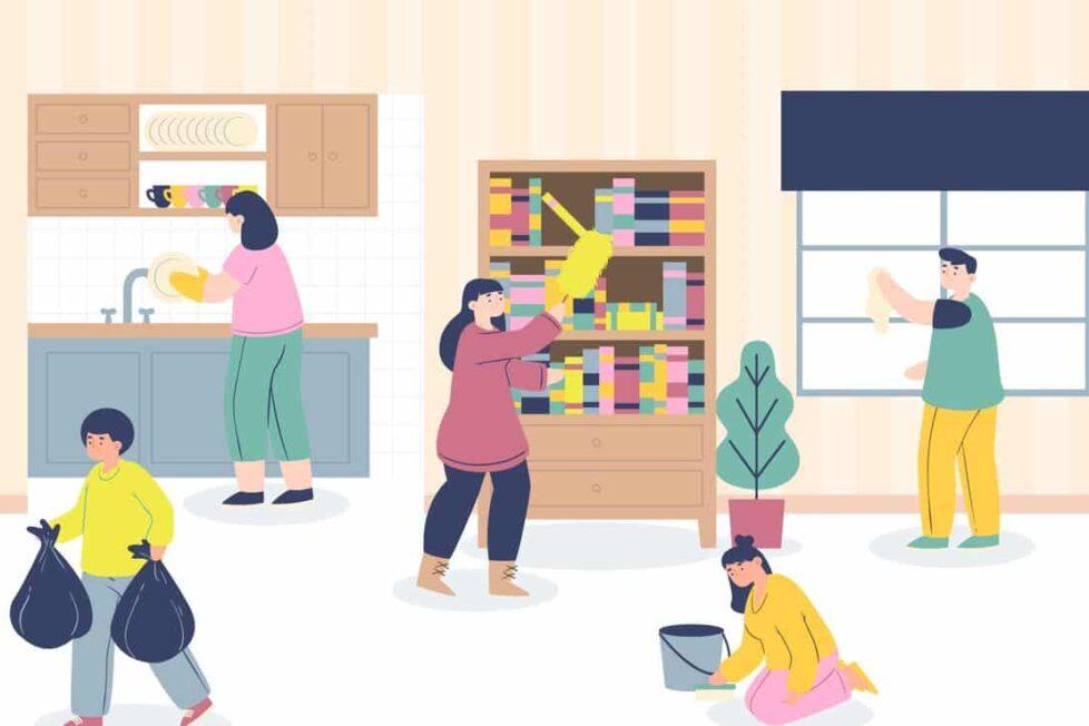 apps gratuitas tareas domésticas