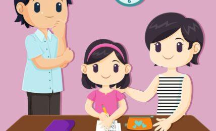 Flexibilidad, cooperación y organización para estudiar en casa