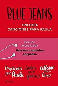Blue Jeans Trilogía mejores sagas lectura