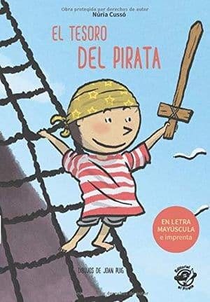 El tesoro del pirata Libros para aprender a leer
