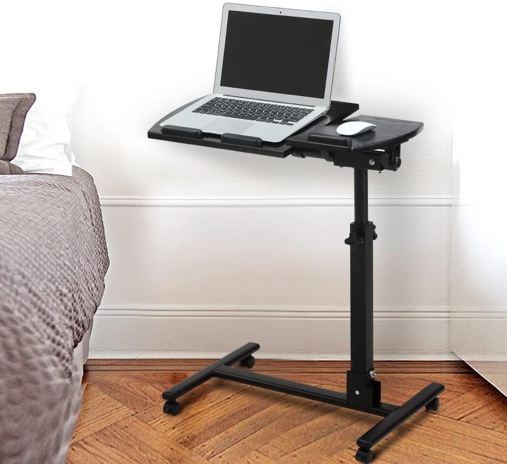 Soporte con giro 360º para ordenador portátil