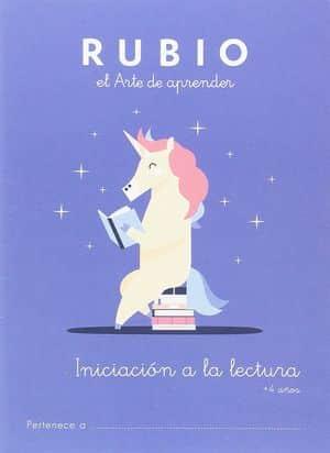 Cuadernillo de iniciación a la lectura