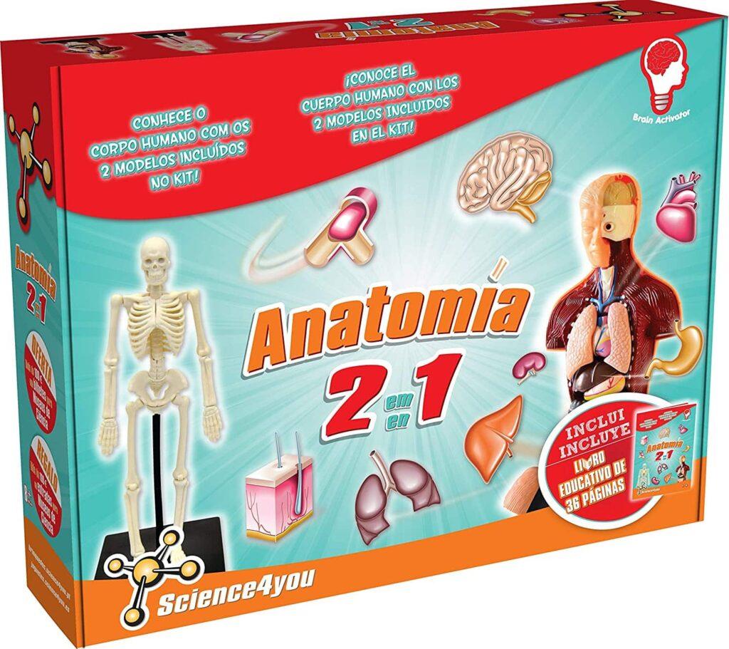 Anatomía 2 en 1