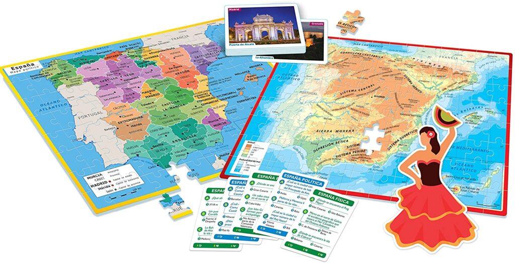 Descubriendo España