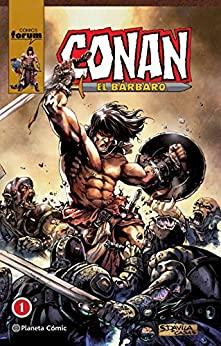 Conan. El bárbaro