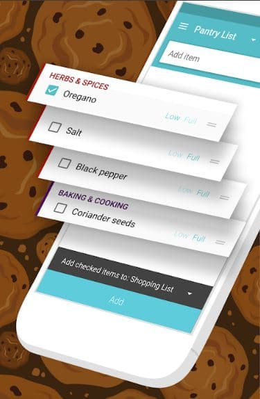 Out of Milk apps gratuitas tareas domésticas