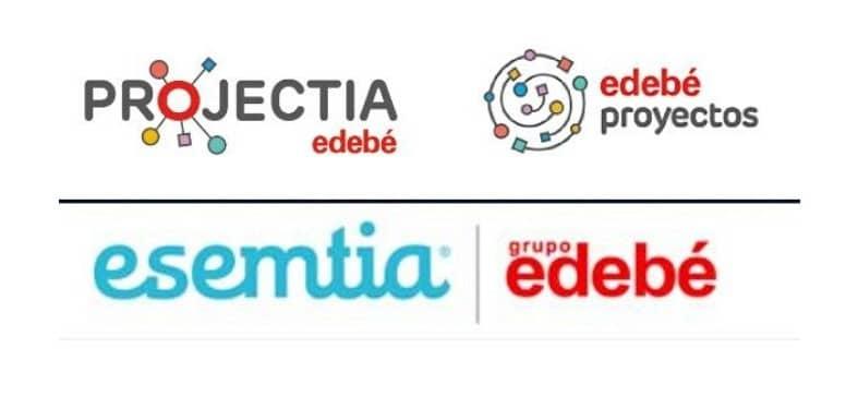 Projectia y Esemtia - del grupo edebé