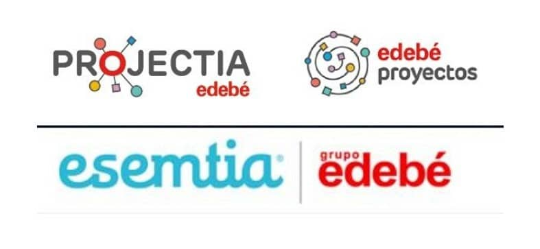 Projectia et Esemtia - du groupe edebé