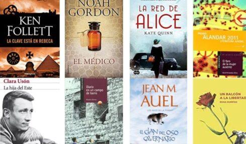 Novelas históricas para adolescentes