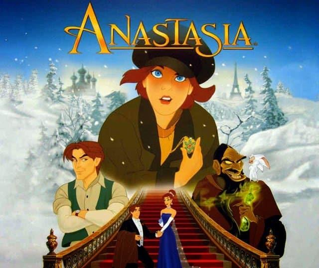 Anastasia Películas infantiles