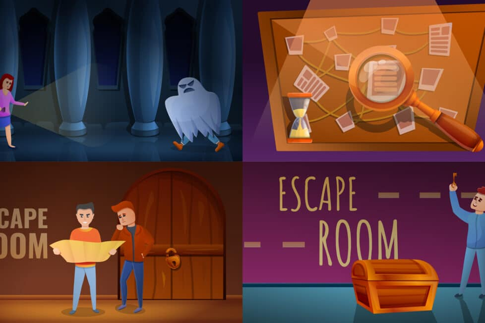 Escape rooms gratuitos