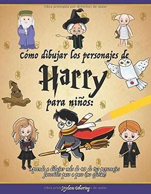 Cómo dibujar los personajes de Harry Potter para niños