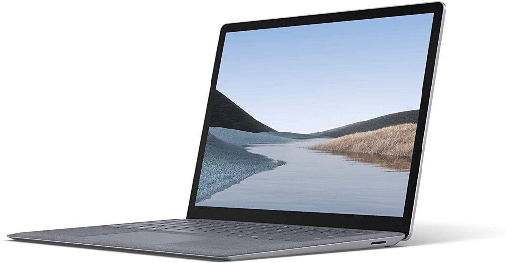 portátiles Microsoft Surface Laptop 3
