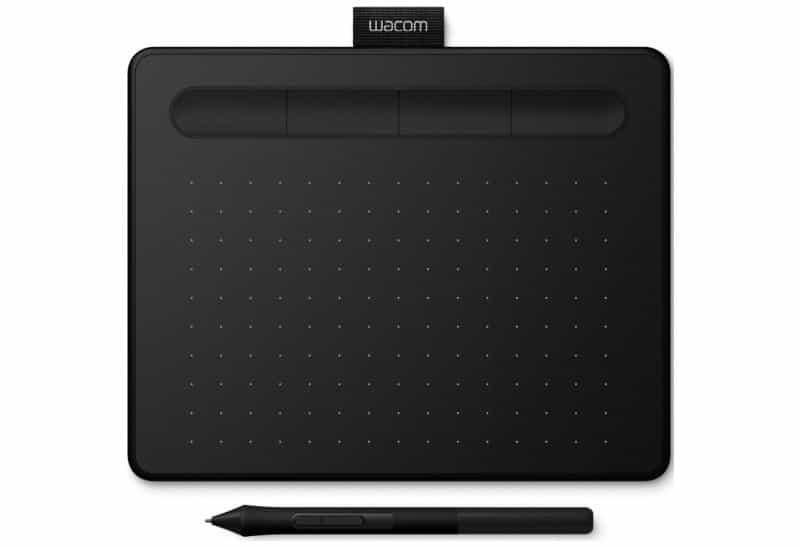 Wacom Intuos S Tabletas gráficas