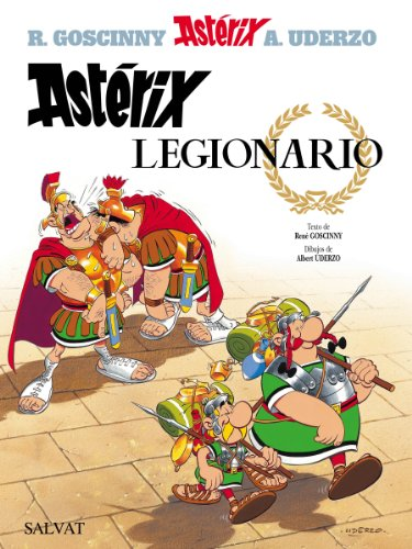 Astérix legionario -  cómics de toda la vida