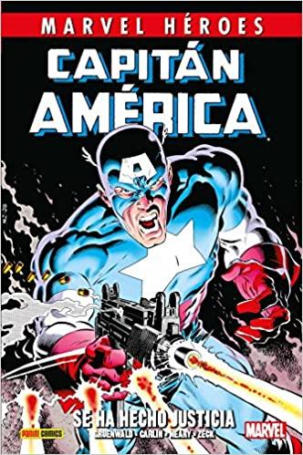 Capitán América marvel Heroes