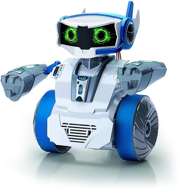 Clementoni, Cyber Talk, robótica en Educación Primaria