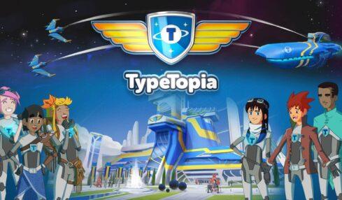 Mecanografía Typetopia