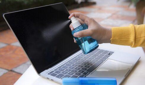 Limpiar ordenadores y tabletas