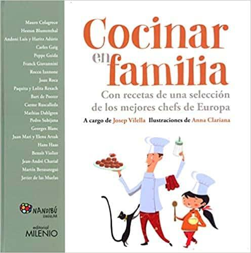 Cocinar en familia Libros de recetas para cocinar