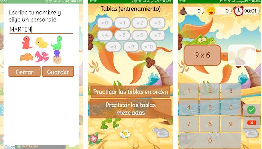 IkMat ×, el juego para practicar multiplicaciones