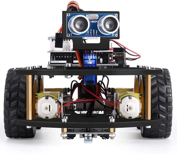 Elegoo Smart Robot Kit Cat V3.0- robótica en Educación Secundaria