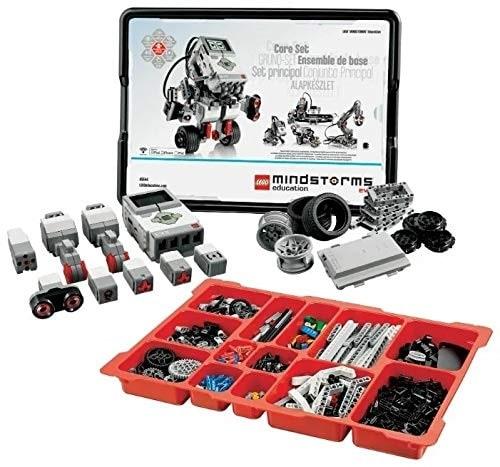 Lego Mindstorms Education EV3- robótica en Educación Secundaria