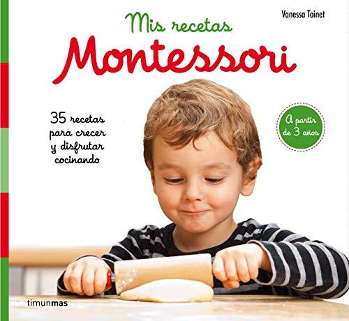 Mis recetas Montessori Libros de recetas para cocinar