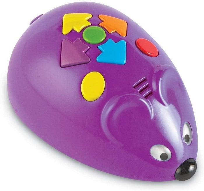Learning Resources, ratón: robótica en Educación Infantil