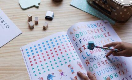 Libros de escritura para los más pequeños de la casa
