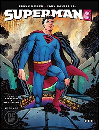 superman año uno Frank Miller