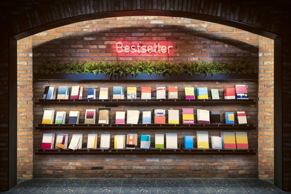 libros más vendidos