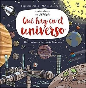 Qué hay en el Universo - libros infantiles sobre el Espacio