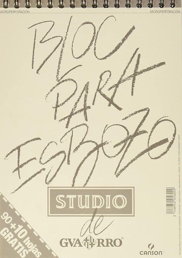 bloc lettering