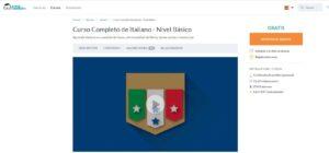 Cursos online de Italiano para 2020 | EDUCACIÓN 3.0