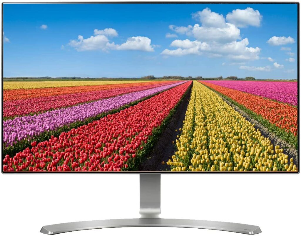 LG 24MP88HV-S Monitores panorámicos