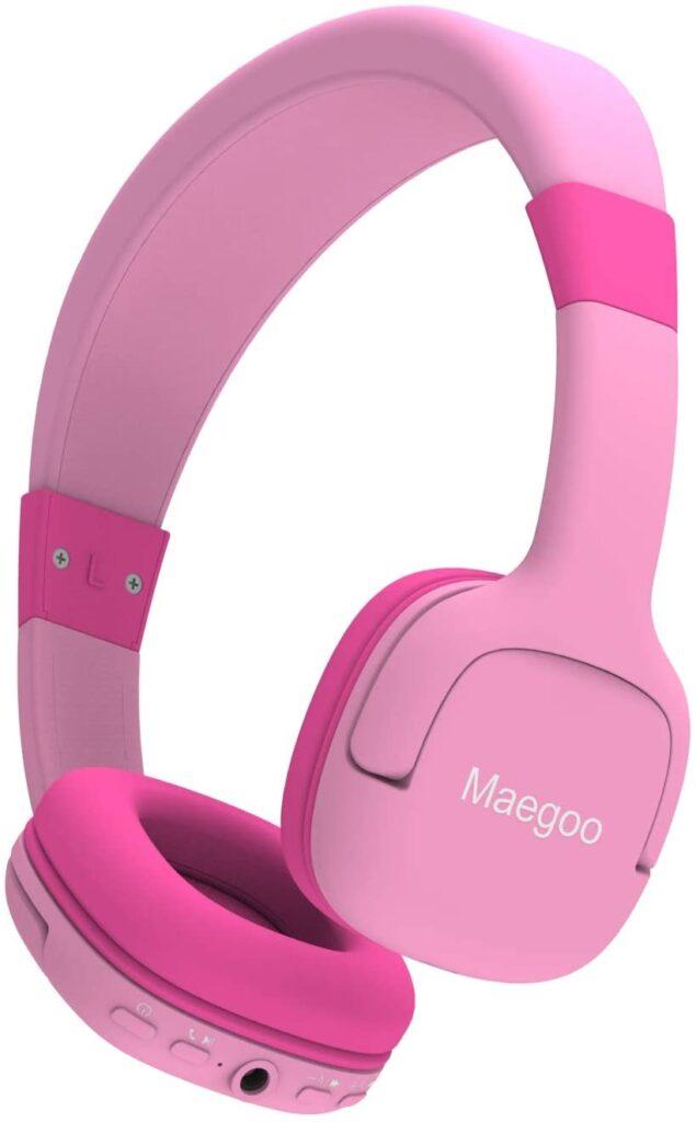 Maegoo Auriculares para niños