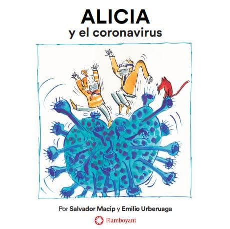 Alicia y el coronavirus cuentos gratis coronavirus