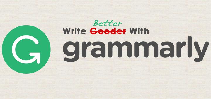 Grammarly Google