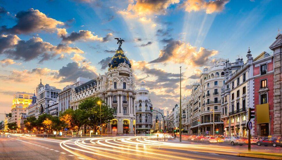 Madrid visita virtual