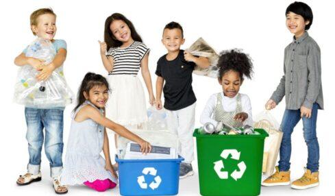 juegos reciclar niños