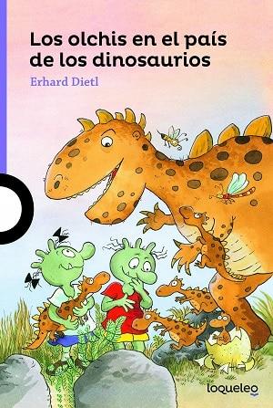 Los olchis en el país de los dinosaurios