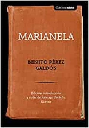 Marianela - Benito Pérez Galdós edición especial Edebé.