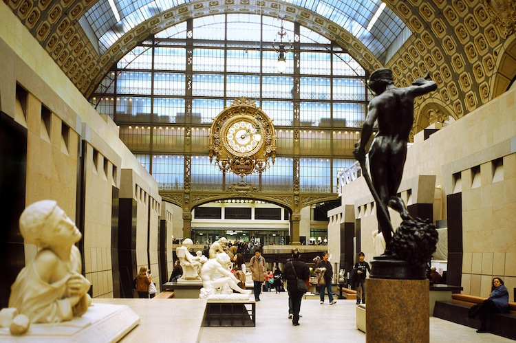 Museos con visitas virtuales
