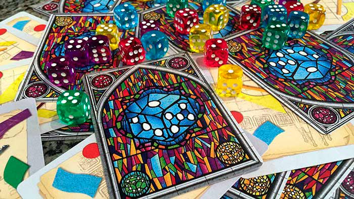 Juegos de mesa Arte