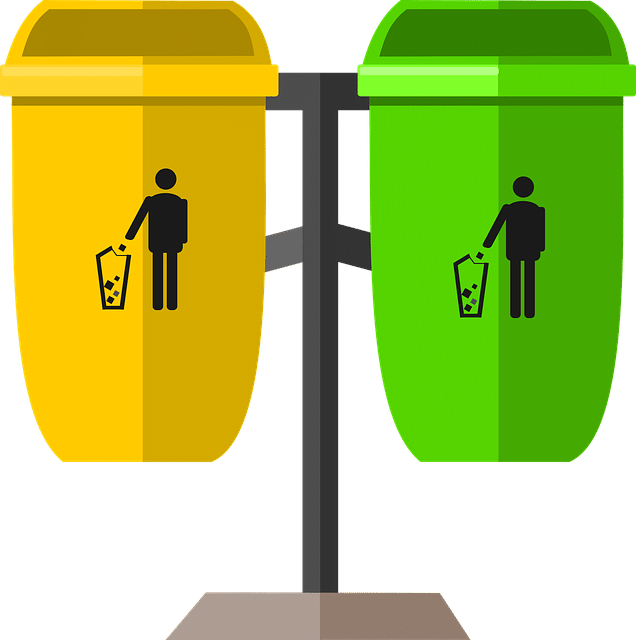 Dibujar los contenedores juegos reciclar