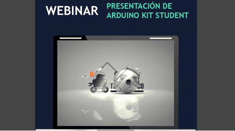 Presentación del nuevo kit de Arduino Educación