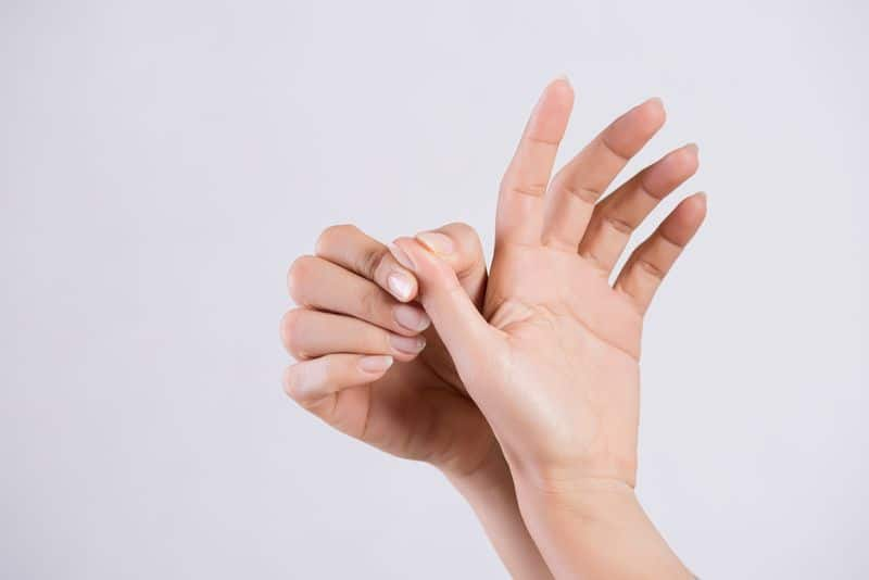 Tendiditis en los pulgares y otras lesiones